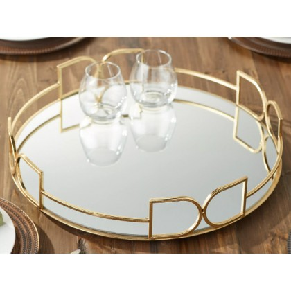 Gold Tray D